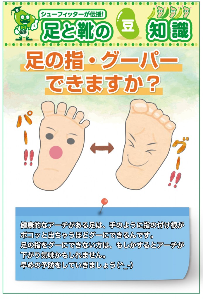 SM足と靴の豆知識POP-6