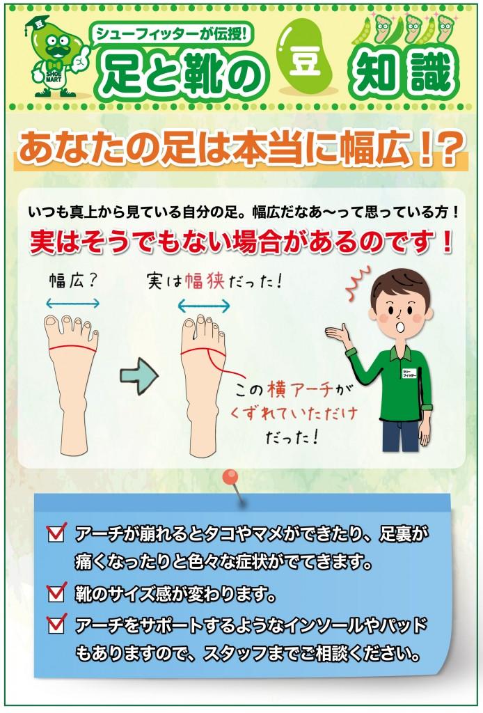 SM足と靴の豆知識POP-9