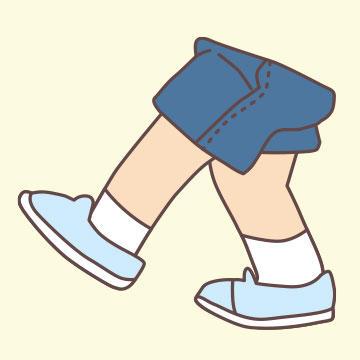 靴の履き方2