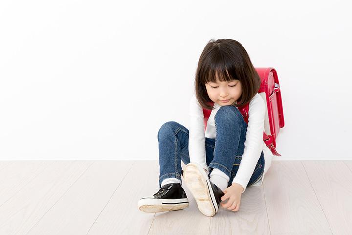 正しい子供の靴の選び方